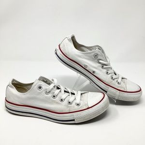 CONVERS Low Top Women's shoes size.8